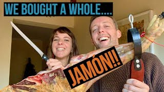 How to buy a WHOLE JAMÓN!
