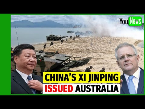 China's Xi issued blunt warning as Australia 'carefully monitoring' Beijing's spy ship