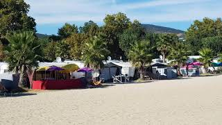 Campingplatz Les Mùres Grimaud