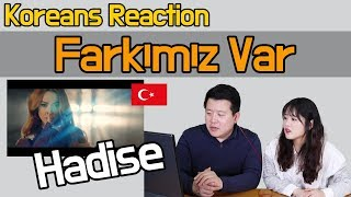 Hadise - Farkımız Var Reaction / Hoontamin