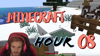 [Official] PewDiePie 12 Hour Livestream Playing Minecraft on DLive ( 8th Hour)