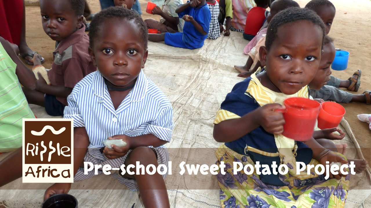 Pre-school Education in Malawi, Africa