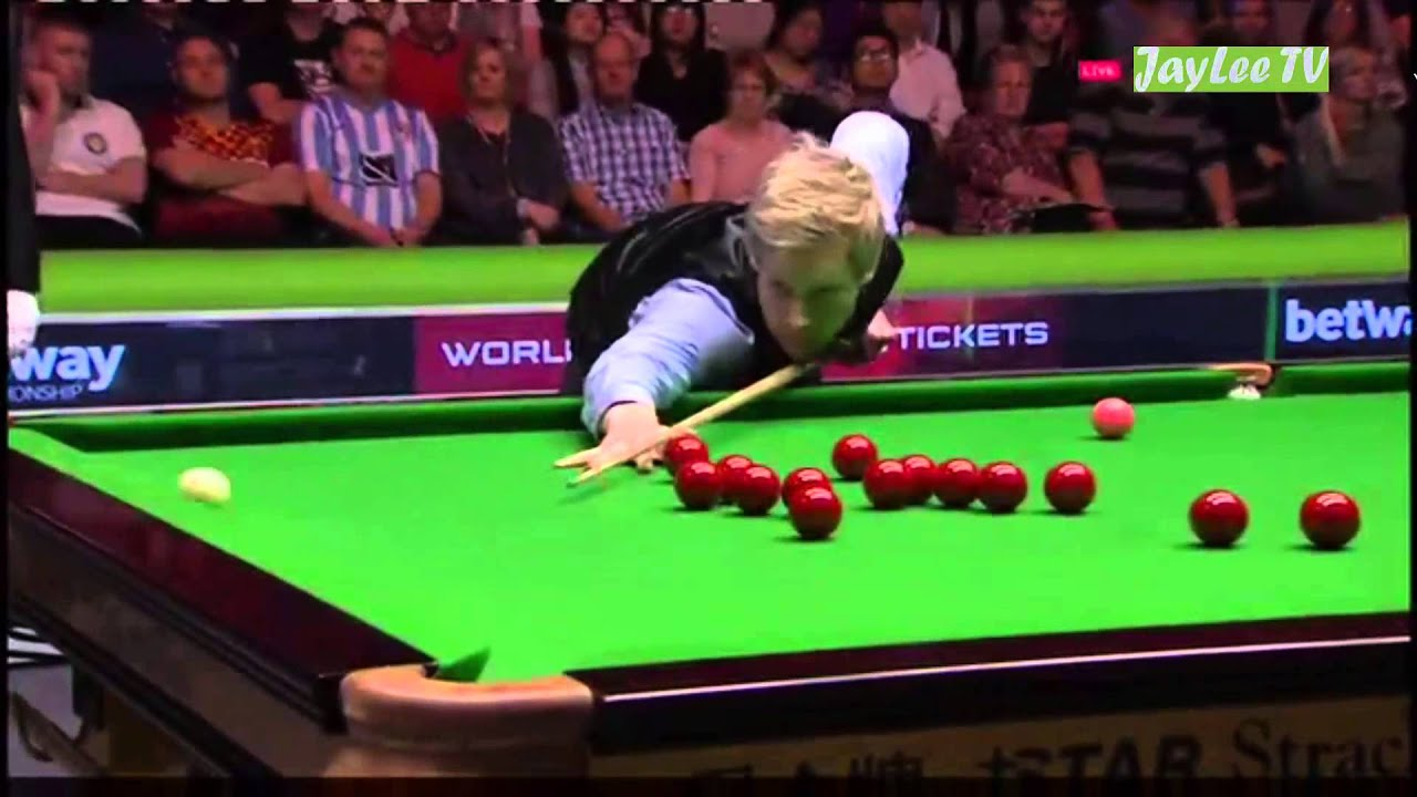 Snooker finale