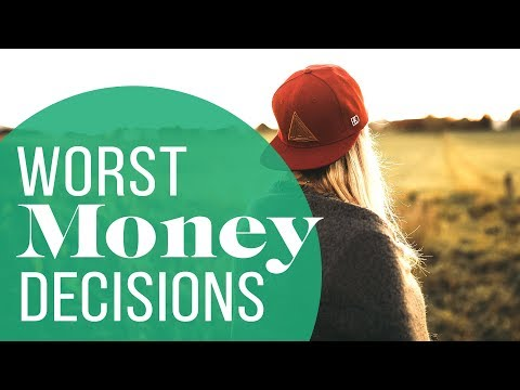 TFD Viewers Share Their Worst Money Decisions