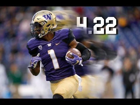 "John Ross || ""Fastest Player in the Draft"" 