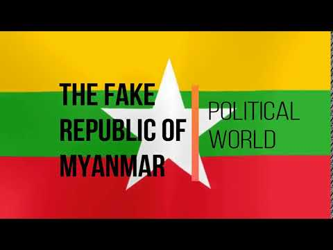 The Fake Republic Of Myanmar Trailer