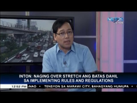 Former LTO board member discusses problems of Anti-Distracted Driving Law