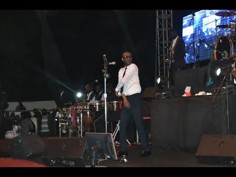 Cices: Les premières images du grand bal de Youssou Ndour