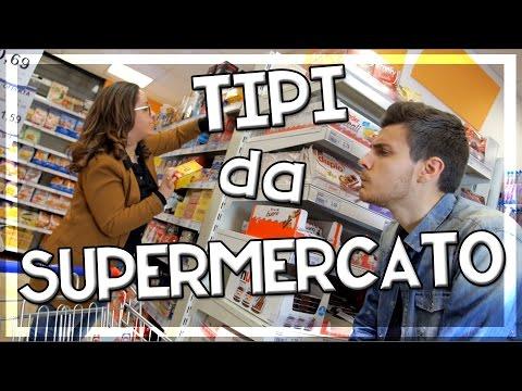 TIPI da SUPERMERCATO