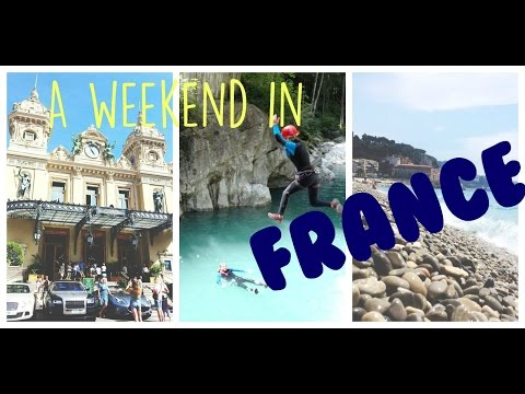 VLOG: Hitting the jack pot in Monte Carlo & cayoning in France