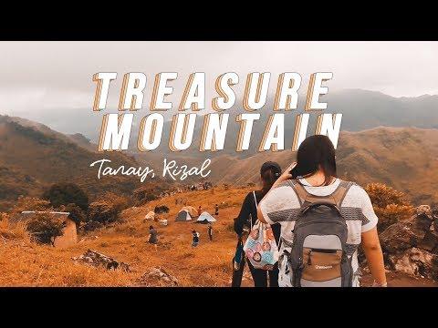 TREASURE MOUNTAIN, TANAY, RIZAL   Relisa Abaca