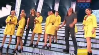 Битва хоров - ШОУ №3 (10.11.2013) - Хор из Санкт Петербурга и Ленинградской области - Нежность