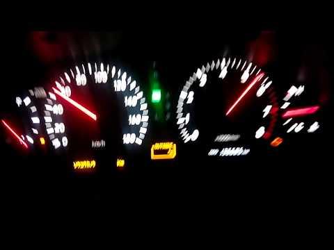 Разгон ГАЗели 3UZ до 100 км/час