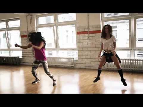Dancehall I @ Tanzschule CRAZYSTYLZ Berlin - Choreography by Nana