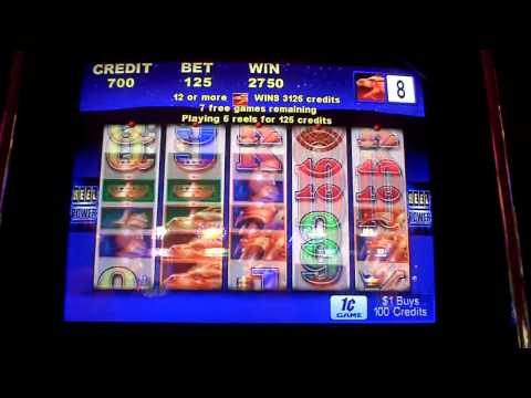 Dragon Lord Bonus Slot Machine Win at Borgata in AC