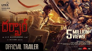 Telugutimes.net DARBAR Official Trailer