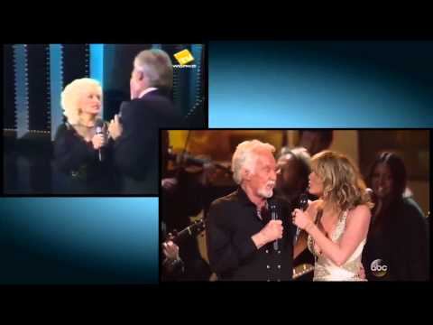 Islands in the Stream - Kenny Rogers with Dolly & Jennifer Nettles