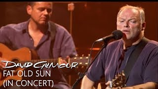 David Gilmour - Fat Old Sun (In Concert)