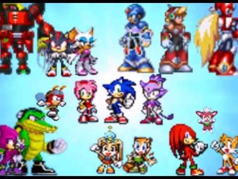 Super Sonic X Universe Intro Final