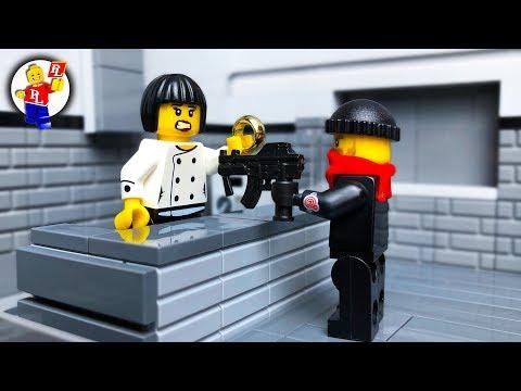Lego Jewelry Store Robbery 🔴💰 Lego City Police