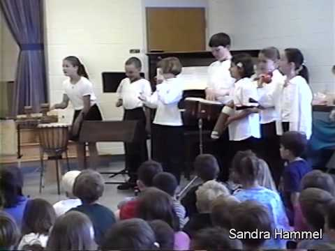 CONGO BOAT SONG Portsmouth RI Hathaway School ? Day Concert 1999