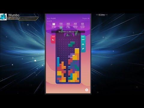 Tetris Royale - Mobile App High Score - Wumbo