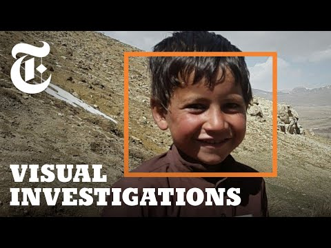 The U.S. Denies it Killed an Afghan Family, Our Investigation Found Otherwise | NYT