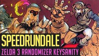 Zelda 3 Randomizer (Keysanity) in 2:03:41 von YumeTusbasaCH | Speedrundale
