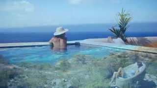 Villa Formentera rent seafront infinity pool | Villa Formentera affitto fronte mare con piscina