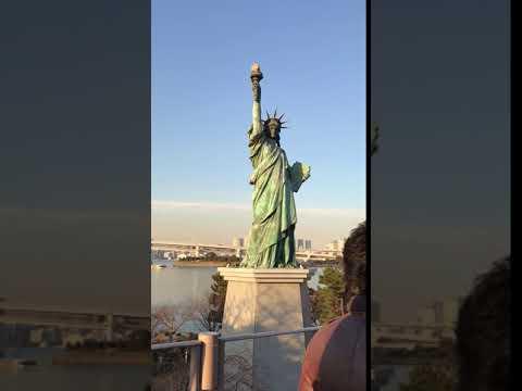Tokyo Liberty Statue