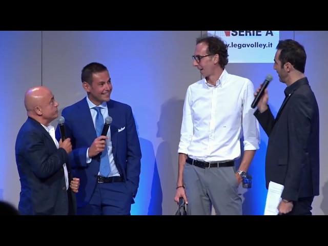19-07-2018: Premio Stracca agli addetti stampa Camardese e Migliosi