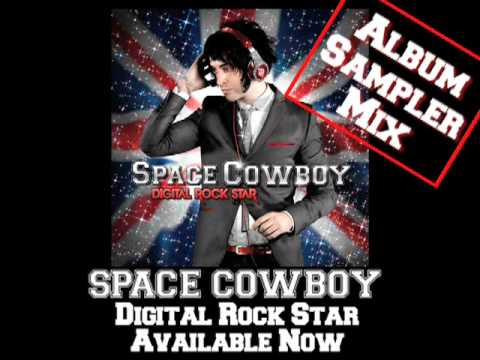 Space Cowboy - Digital Rock Star (Out Now)