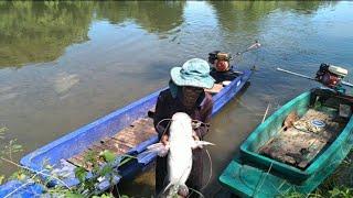 EP. 25 หาปลาปิดท้ายปลาฤดูวางไข่| ลุงน้อยปลากดคัง