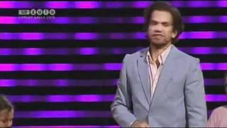 Zulu Comedy Galla 2010: Afslutningen med Martin Brygmann og Nikolaj Lie Kaas
