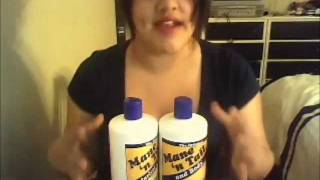 My Hair Growth Products