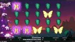 12€ Freispiele bei Butterfly Staxx von NetEnt