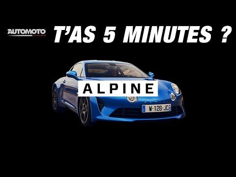 ALPINE -  L'histoire d'un mythe - T5M