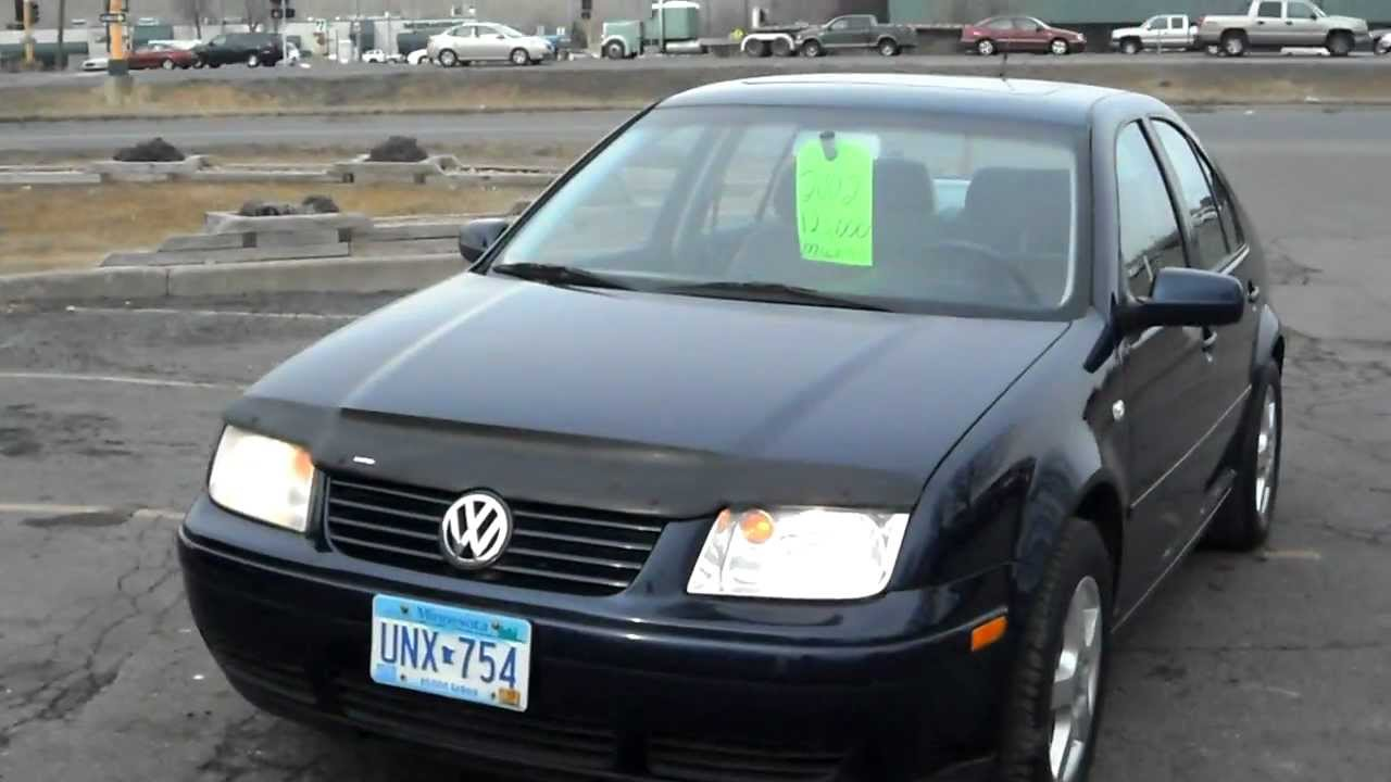 volkswagen jetta gls dr  cyl automatic loaded warranty youtube