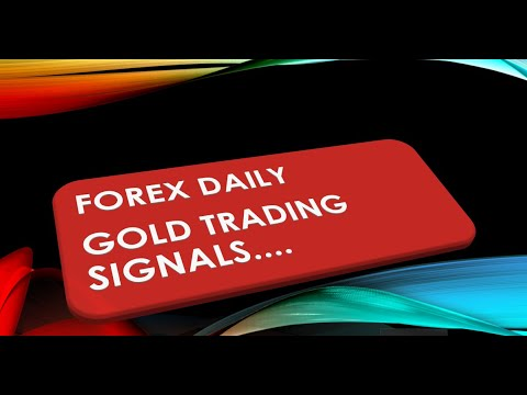 FOREX GOLD | Daily GOLD Trading Signals: 22nd October 2021