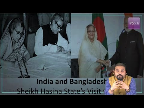 India - Bangladesh Relations