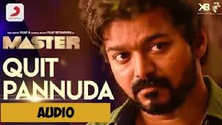Download lagu Master Quit Pannuda Song|Anirudh