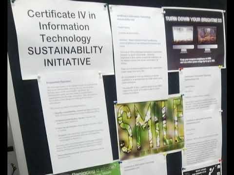 Thebarton Senior College   VET IT certificateaudio