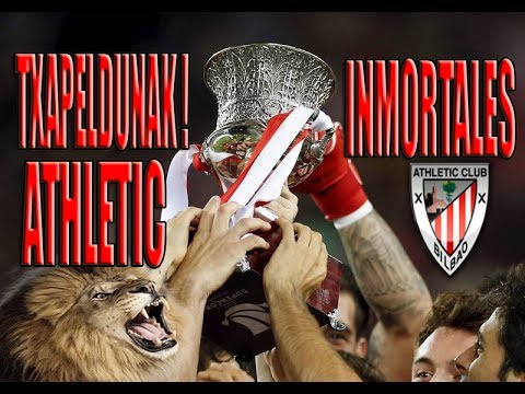 Athletic Club Bilbao Supercopa 2015 Inmortales HD