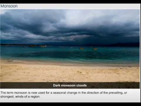 Geography Made easy------ Indian Monsoon (WITH ANIMATION)
