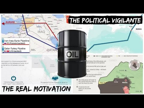 The Real Reason for Oil — The Political Vigilante