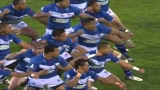 Kiwis vs Samoa 2010 Haka