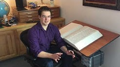 Christopher Paolini - Five Writing Tips - Eragons.com