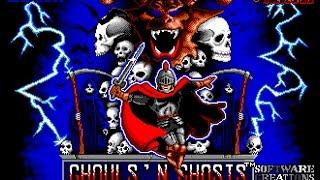 Amiga 500 Longplay [102] Ghouls 'N' Ghosts