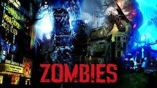 Throwback stream: Bo3 Zombies LIVE stream! Ranking everything in ...