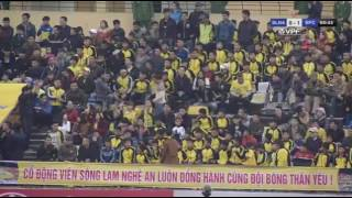 highlight slna 2 1 shb da nang vong 7 v league 2017